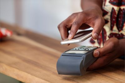 Contactless payments may become much more ubiquitous across markets following people wanting to avoid handling cash or use PINs