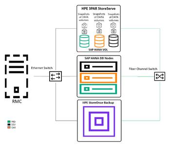 Figure 3. RMC Snapshot dataflow