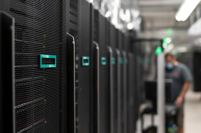 HPE Telco servers in 5G Lab