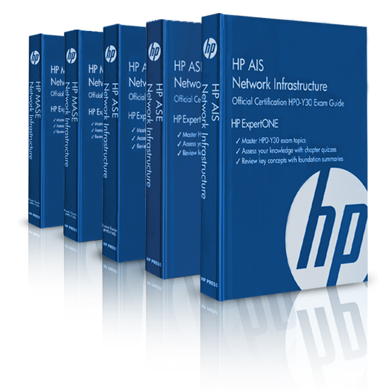 Hp Press Books More Than Exam Study Guides Hewlett Packard