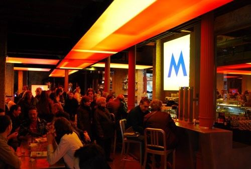 Fabrica Mortiz – 3-floor beer hall
