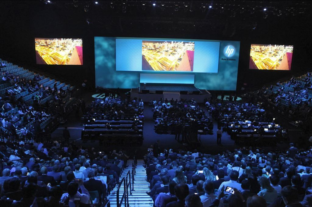 HPGPC=HP Global Partner Conference-HP ExpertOne