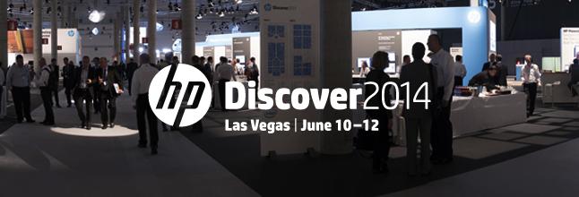 HP Discover 2014 Las Vegas June 10-12