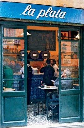 La Plata traditional tapas bar