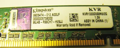 kingston RAM
