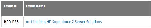 HP ExpertOne_Superdome server solutions_exam.png