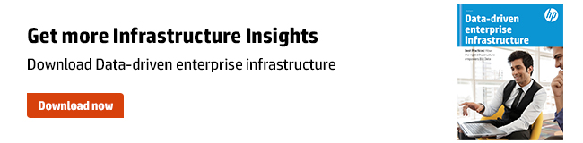 HP Infrastructure Insights