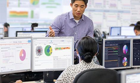According to IDC analysis and buyer perception, HPE is a Leader in the IDC MarketScape for datacenter transformation consulting and implementation services worldwide.