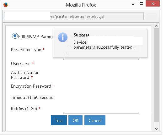 IMC: Backup fails with AAA enabled - Hewlett Packard