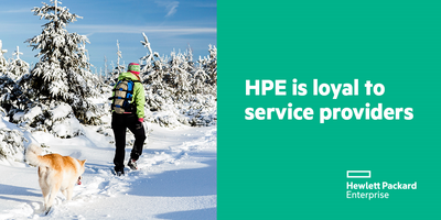 HPE is loyal to service providers.PNG