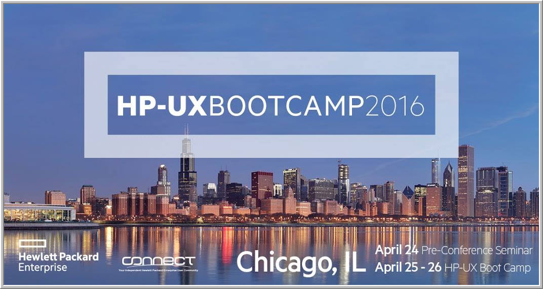 HP-UX Boot Camp