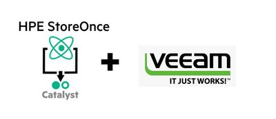 The wait is over: HPE StoreOnce Catalyst with Veea