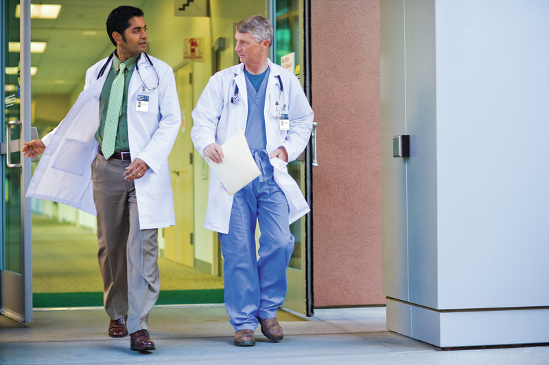 Optimizing workflow and accelerating mobility in healthcare could be as easy as ditching the desktop