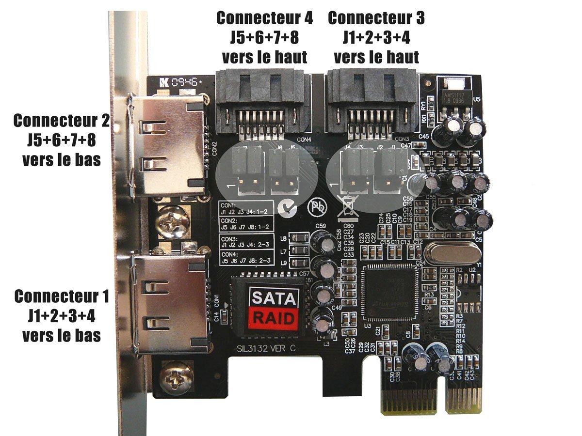 SATA connector