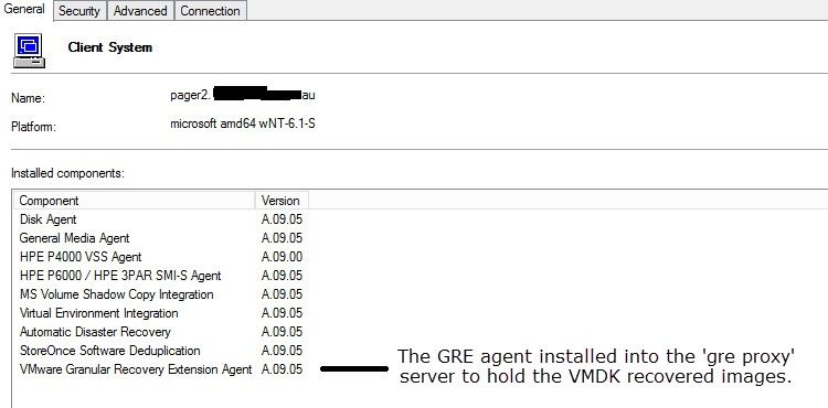 DPTIPS: Getting DP GRE to work with VMware 6 and v    - Hewlett