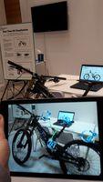 IoT Augmented Reality Bike
