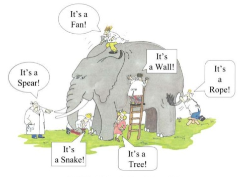 The Data Elephant