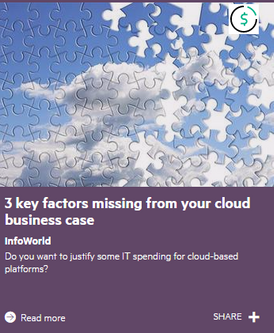 Do you want to plan some IT spending for cloud-based platforms?