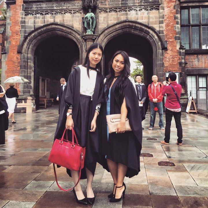 Graduation Congregation Ceremony July 2015 at Newcastle University.
