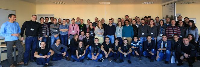 HPE Network extended team in Sofia, Bulgaria