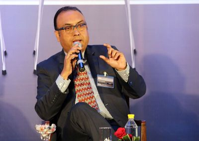 """It does not start and end with leaders, we have to find a way of engaging our people across all levels and get a bottoms up approach whenever we are doing a culture drive"" - VP HR, HPE India Ramendrajit Sen responding to a question on how HPE India looks at culture from a learning point of view."