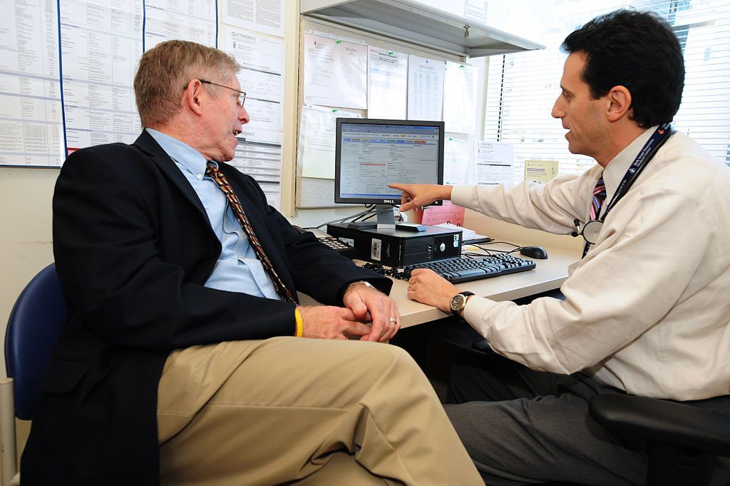Dr._Danny_Sands_with_his_patient_e-Patient_Dave_deBronkart.jpg