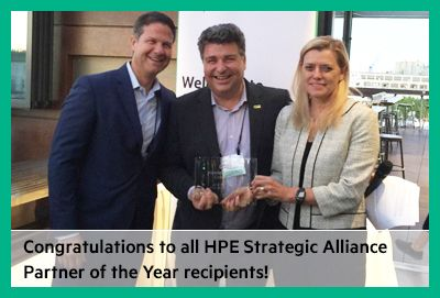 SAP, Global Alliance Partner of the Year: Innovation