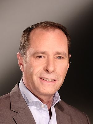 Xavier Poisson Gouyou Beauchamps, Vice President Worldwide Indirect Digital Services bei HPE