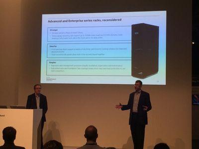 Graham & Cole discuss Rack & Power Innovation