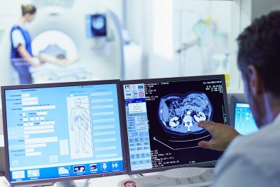 New technology allows doctors to make better and faster decisions