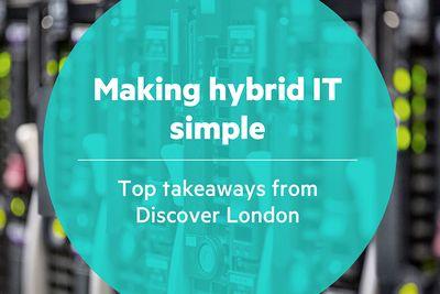Top hybrid IT takeaways for channel partners in 2017
