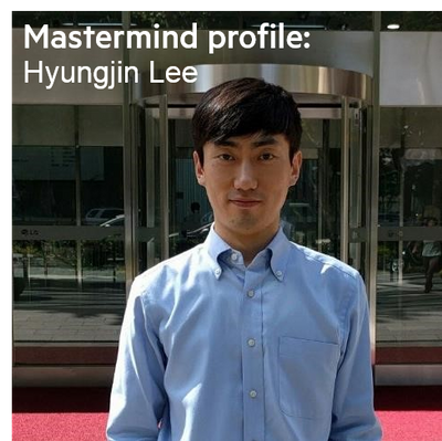 Master ASE, Hyungjin Lee