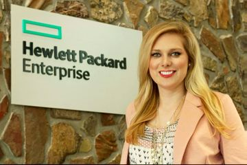 Eryka Williams, HPE Intern