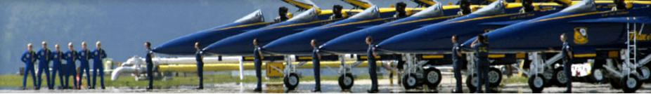 Blue Angels: an example of Strategy, Plan, and Teamwork