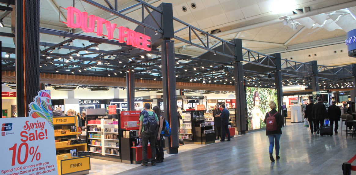 Improving the airport retail experience