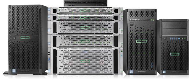HPE bietet das ClearOS vorinstalliert auf dem neuen HPE ProLiant MicroServer der zehnten Generation, außerdem auf den ProLiant-Servern ML110, ML30 und DL20.