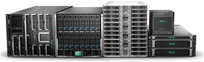 HPE Gen10 サーバープラットフォーム