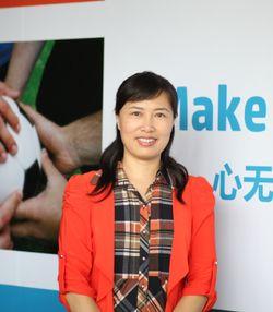 Emily  Zou, APJ Talent Acquisition  Lead.