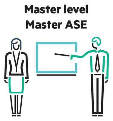 HPE Master ASE Certification