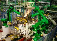 Industrial IoT Manufacturing Automation